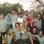 Vinove Sports League 2010: Inter Corporate Cricket & Relay Race Tournaments